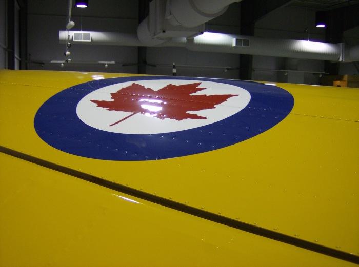 RCAF Roundel Trenton