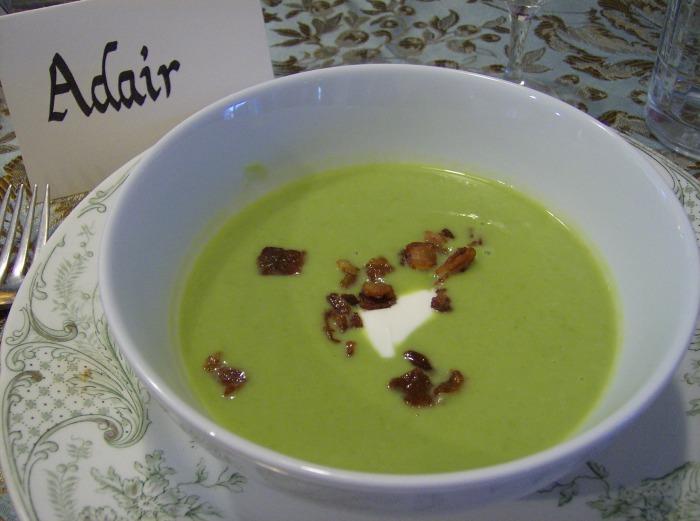 Georgian Dinner Pea Soup