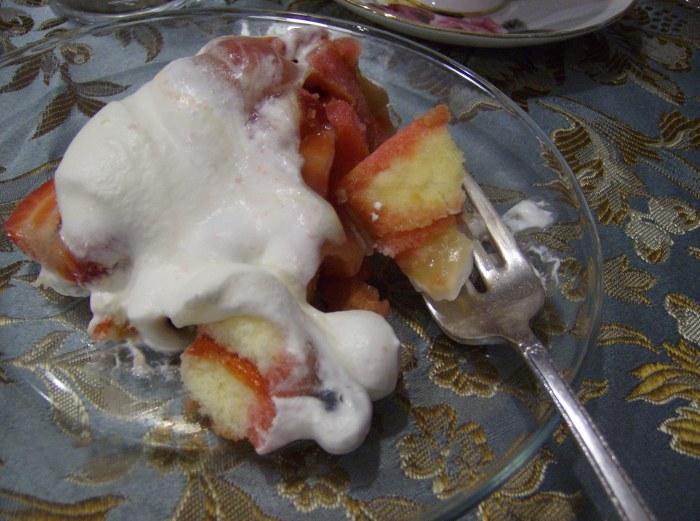Georgian Dinner Trifle