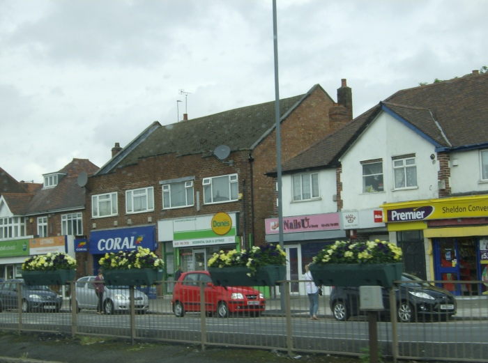 Birmingham Shops