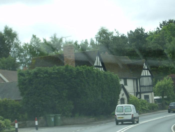 Building near Kidderminster