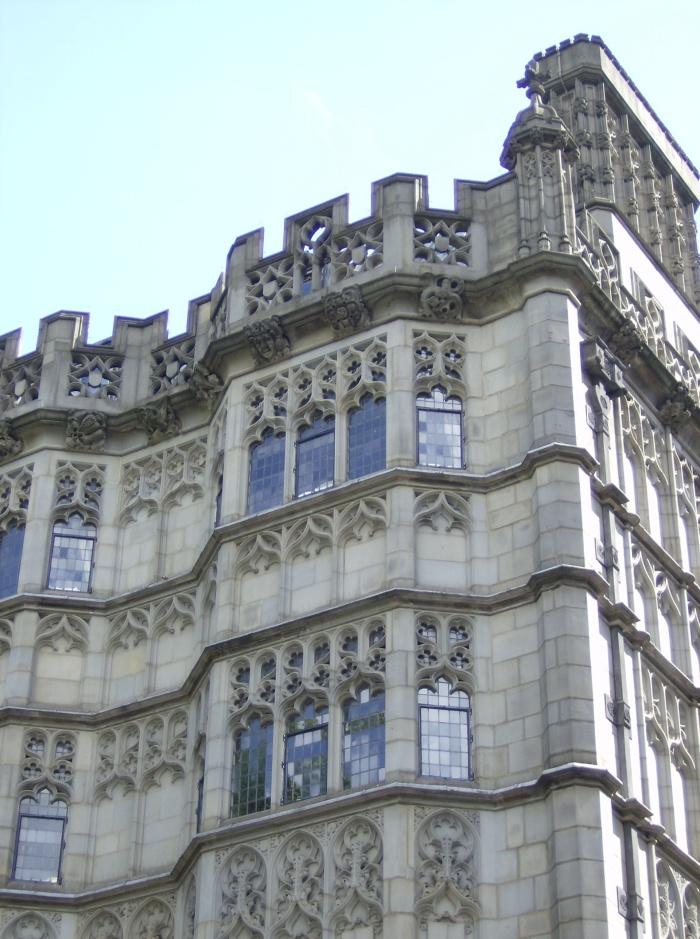Park Lane Architecture
