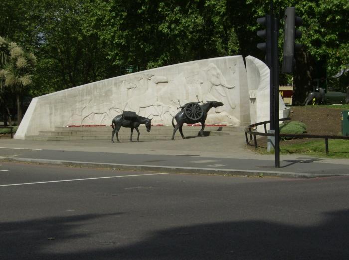Park Lane Animal Memorial