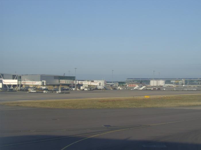 Heathrow in the Morning
