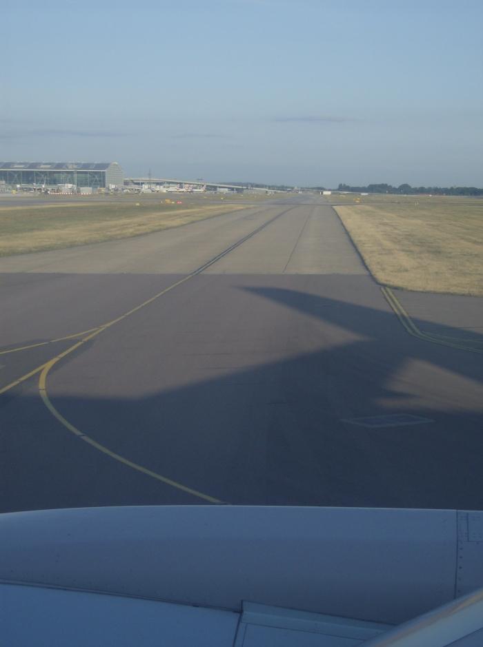 Heathrow Tarmac