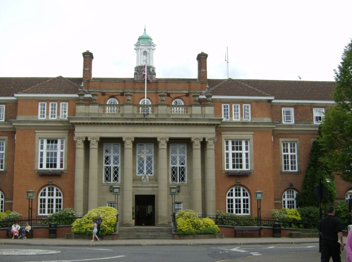 Nuneaton Town Hall
