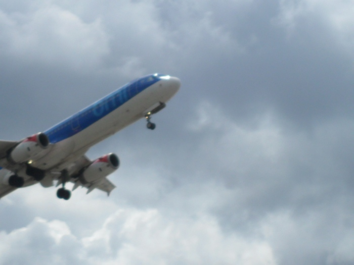 BMI Take-off LHR