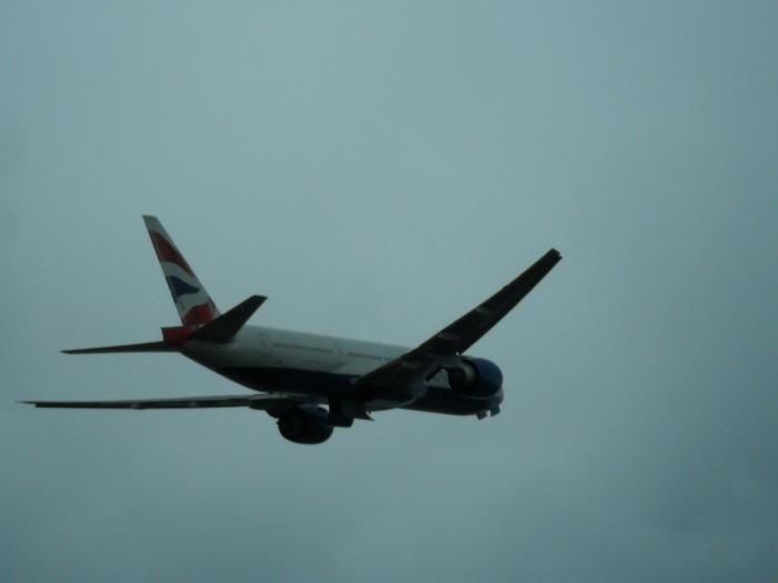 BA 777 LHR