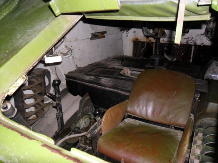 T-34 Driver's Hatch