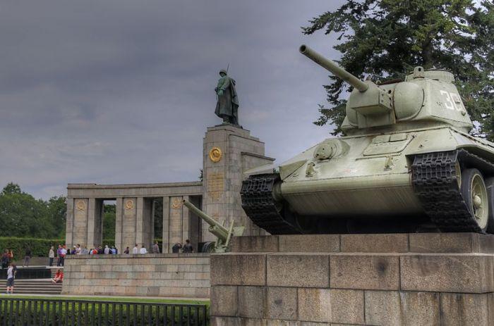 T-34 Memorial Berlin