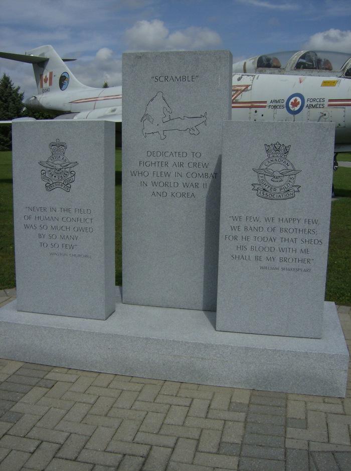 Trenton Air Crew Memorial