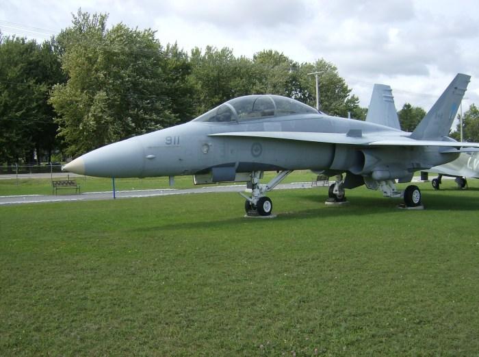 Trenton CF-18