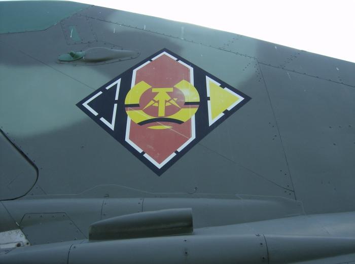 Trenton MiG-21 Emblem