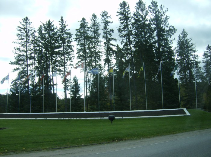 Borden Flags
