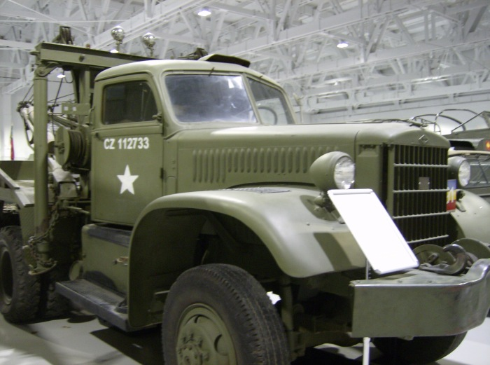 Army Truck Borden