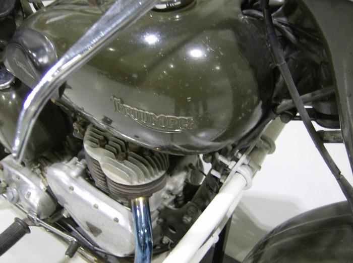 Borden Triumph Detail