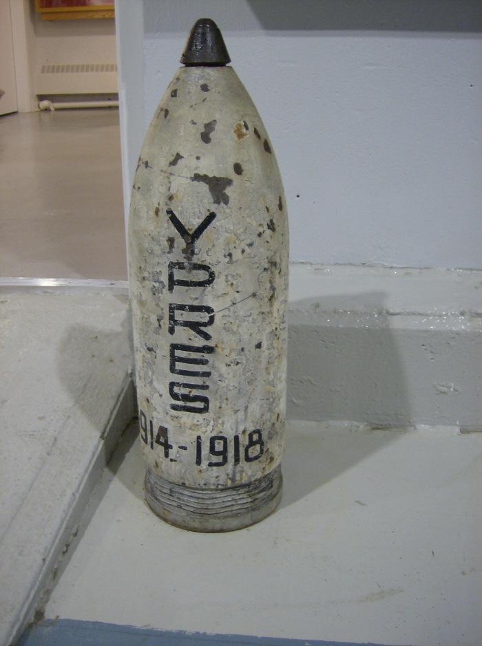 Ypres Shell Borden