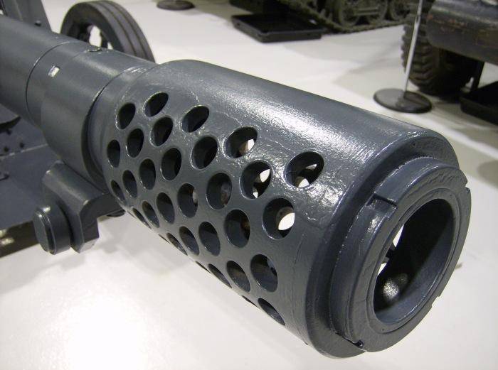 Gun Muzzle Borden