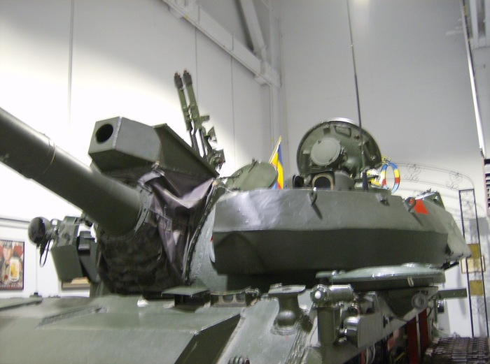 T-55 Borden