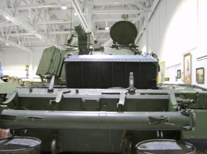 T-55 Rear Borden