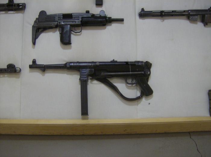 MP40 Borden