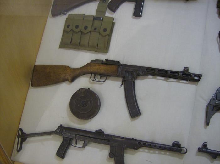 PPSh-41 Borden