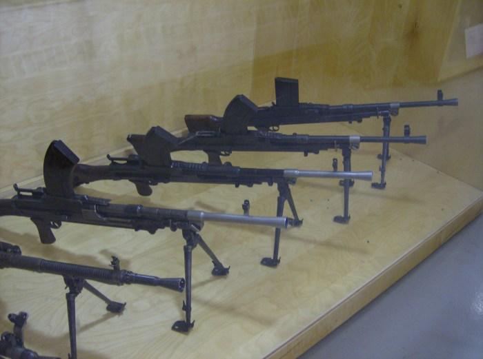 Bren Guns Borden