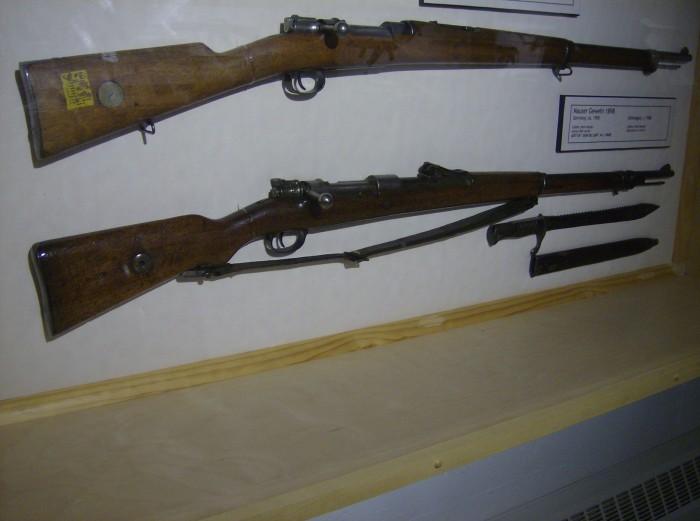 Gewehr 98 Borden