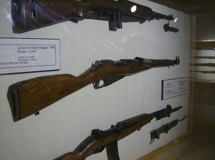 1944 Carbine Borden