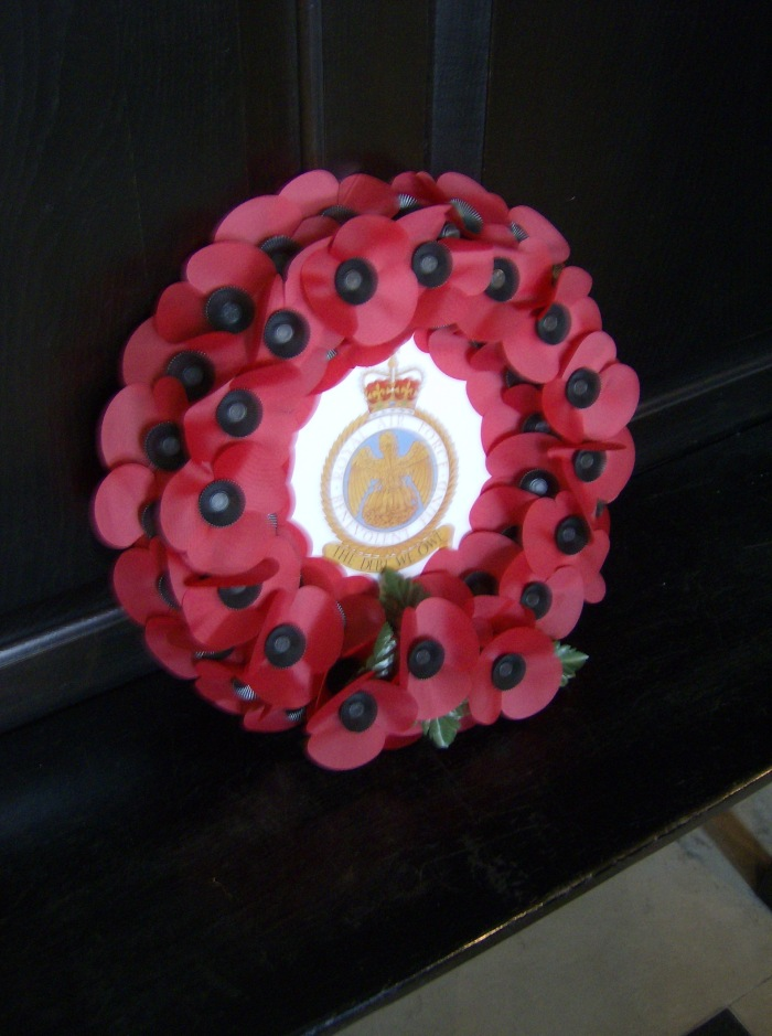 Memorial Wreath St Clements