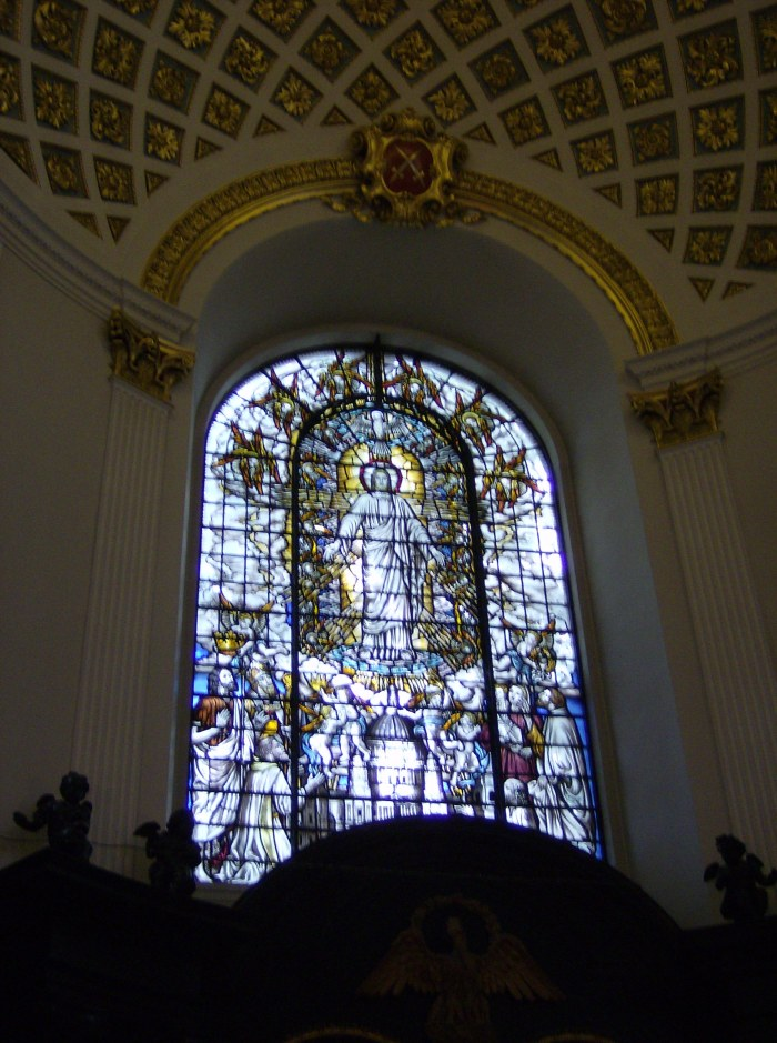 St Clements Window