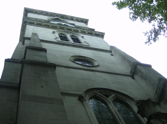 St Clements exterior