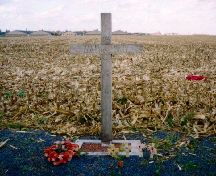 Christmas Truce Memorial