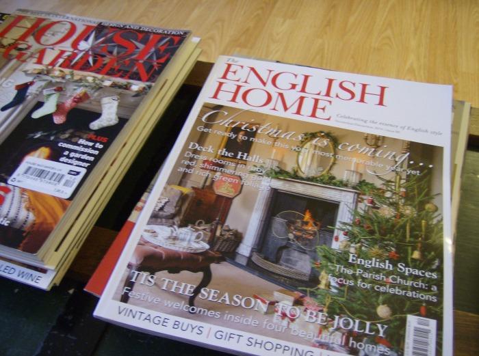 Christmas Magazines