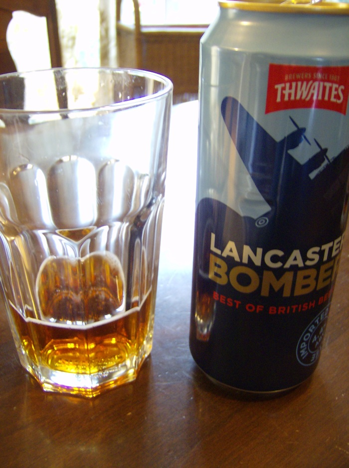 Lanc Bomber Beer