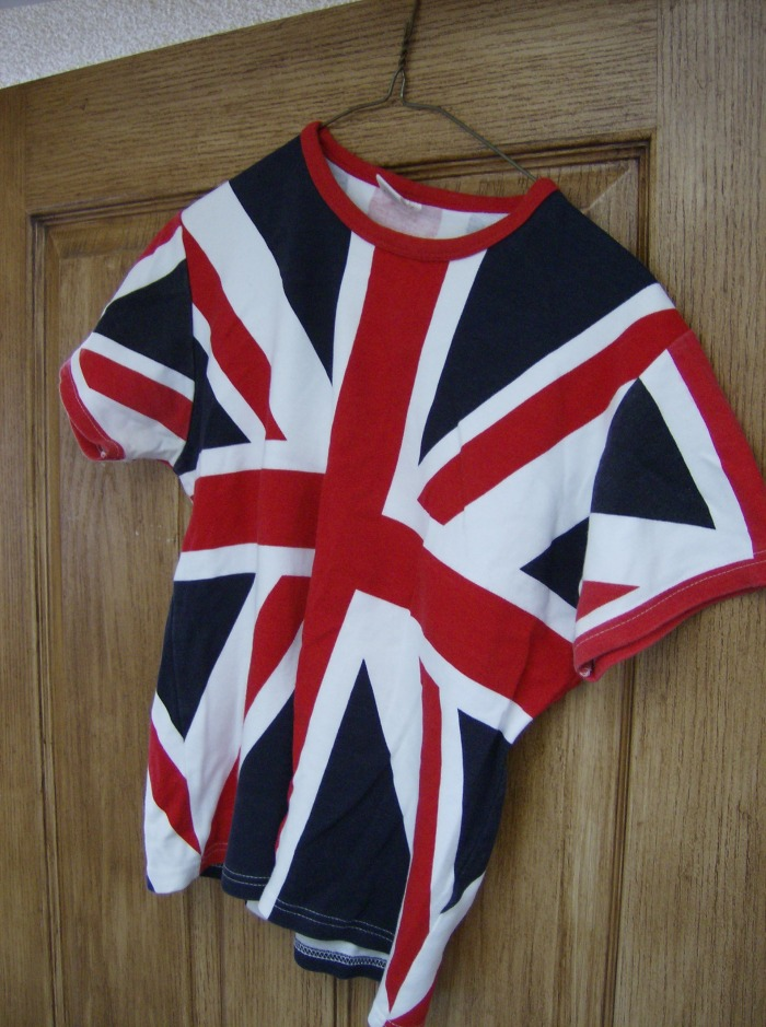 Union Flag Top