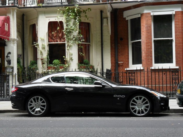 Maserati Earls Court