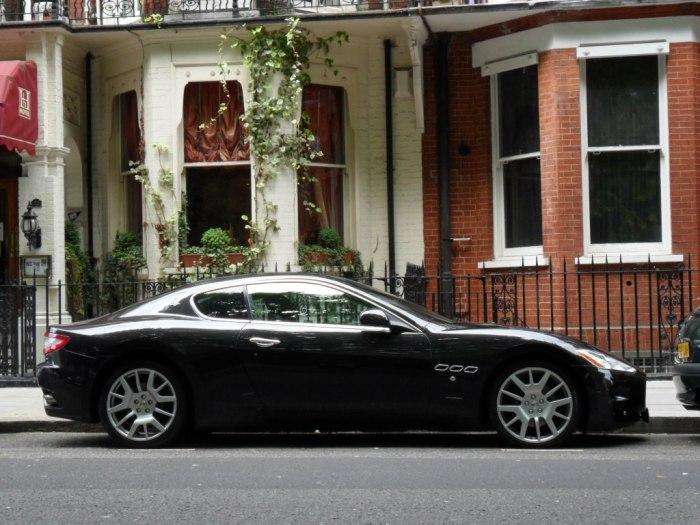Maserati Earls Court