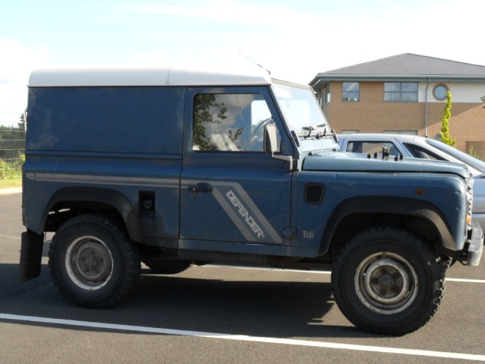 Defender Shrewsbury