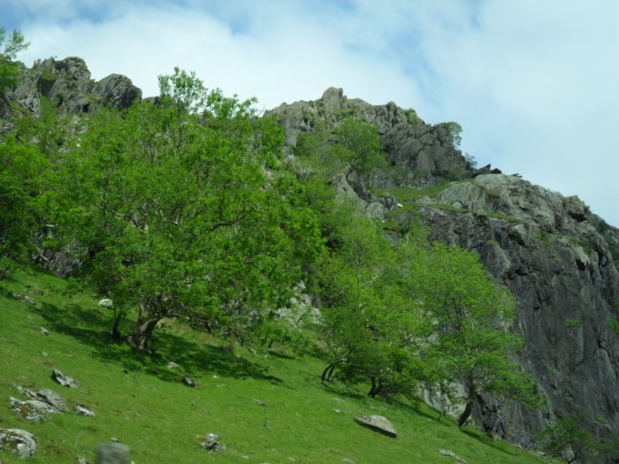 Wales Outcropping
