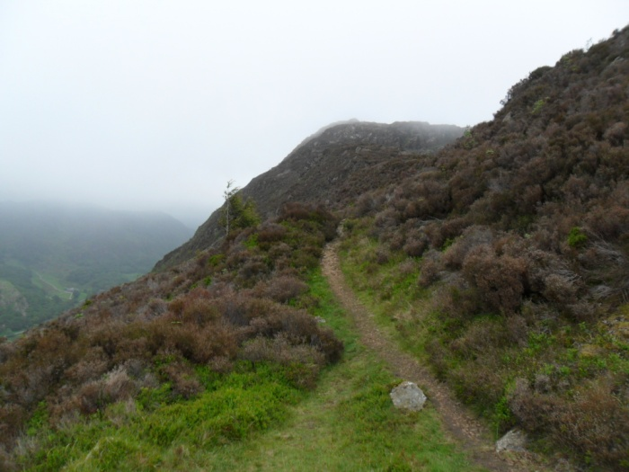Welsh Mountain Path