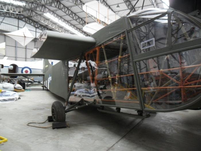 WACO Glider YAM