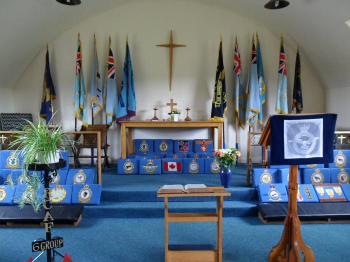 Chapel YAM