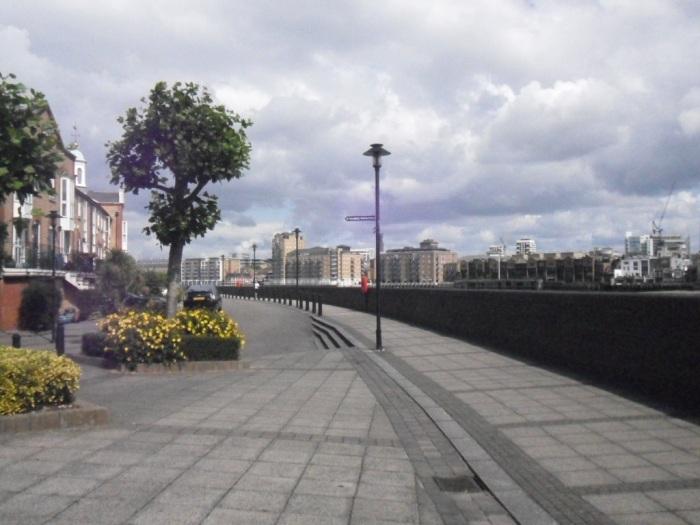 Docklands Path