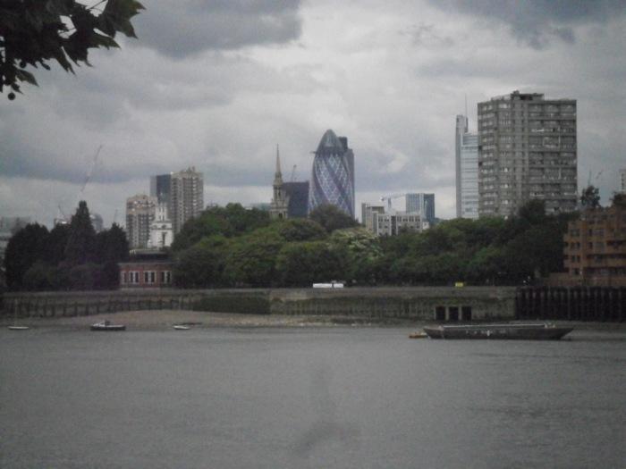 Gherkin Docklands