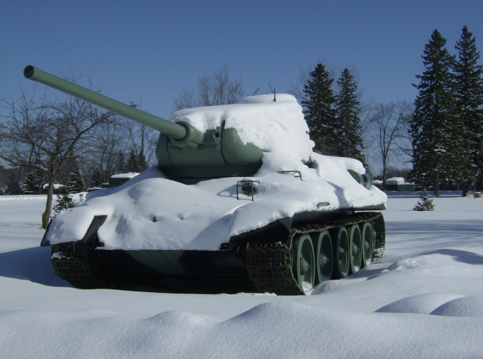 Borden T-34-85