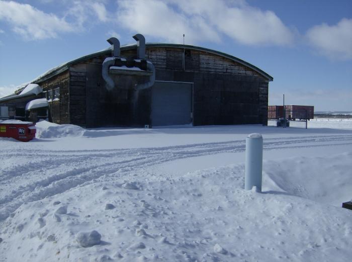Borden Hangar