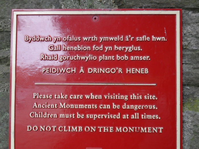 Conwy Sign