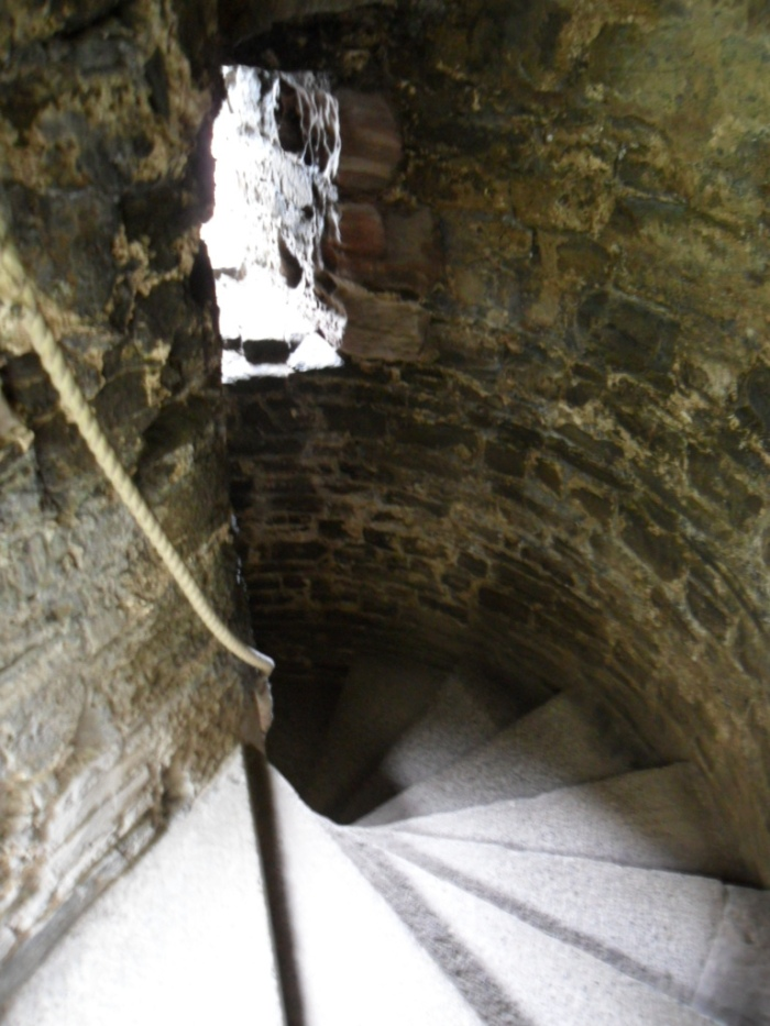Conwy Stairs
