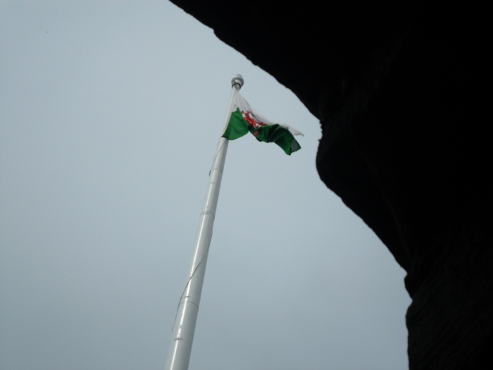 Welsh Flag Conwy